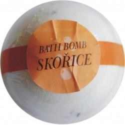 Koupelová koule šumivá skořice 50-70 g