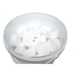 Chlorové tablety multifunkční 4 v 1 - 0,8 kg, po 200 g