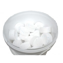 Chlorové tablety multifunkční 4 v 1 - 4 kg, po 200g