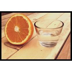 Pomerančový olej technický 500 ml