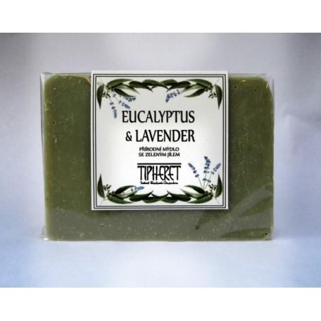 Mýdlo Tipheret Eukalyptus s levandulí