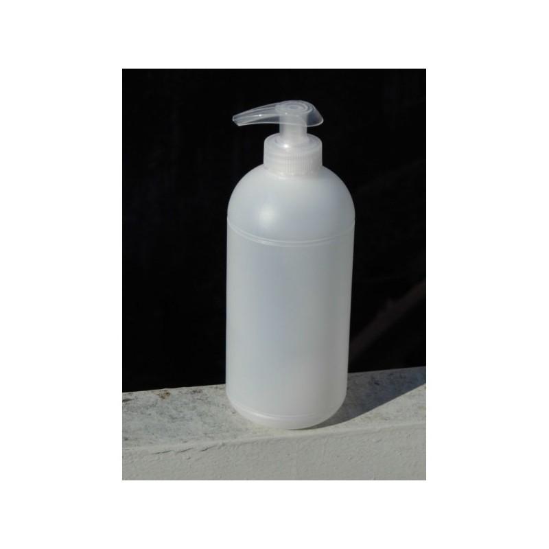 Tekutý šampon 5 l - základní báze z ekologického zemědělství bez konzervantů
