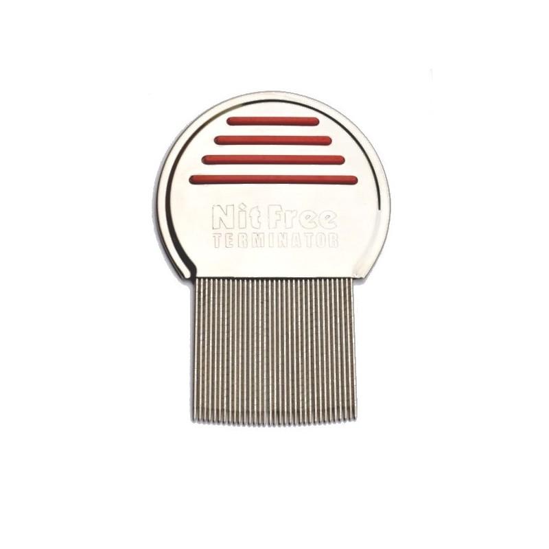 Nit Free všiváček - anglický kovový hřeben na vši a hnidy