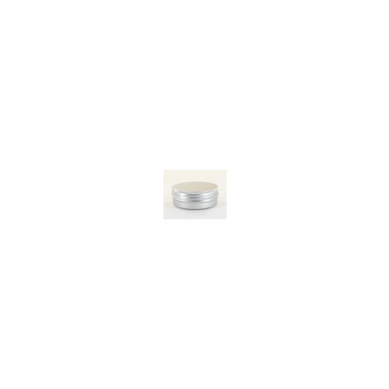Hliníková dóza 67x25 mm, 75 ml s víčkem a vložkou