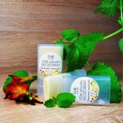 100% přírodní deodorant - citronová meduňka, 15 g