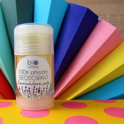 100% přírodní deodorant - levandulové pole, 30 g