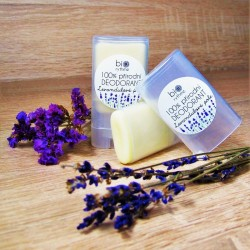 100% přírodní deodorant - levandulové pole, 15 g