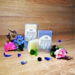 100% přírodní deodorant - pačuli, máta, rozmarýn 15 g