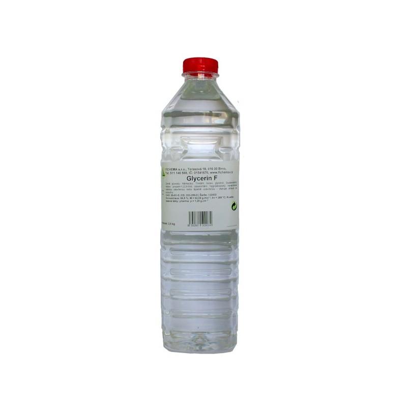 Glycerín, 99,5% 2,5 kg (glycerínový olej), Pharma