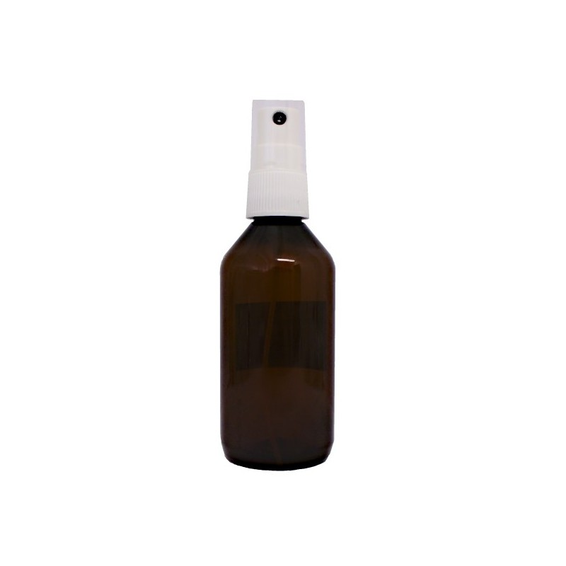 PET lahvička 115 ml s rozprašovačem