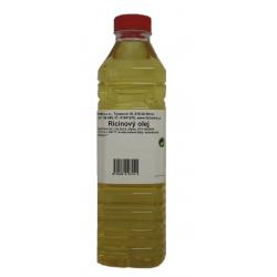Ricinový olej 500 ml