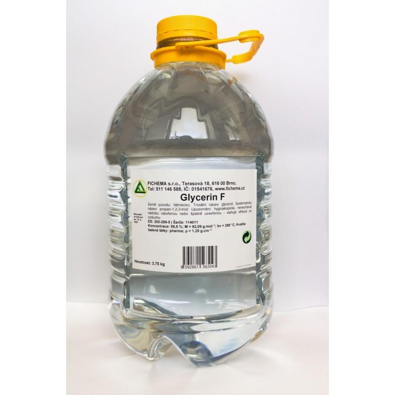 Glycerín, 99,5% 3,75 kg (glycerínový olej), Pharma