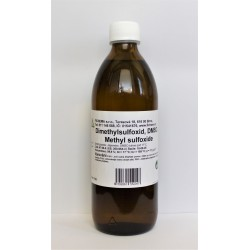DMSO - Dimethylsulfoxid 500 ml (kapalina)