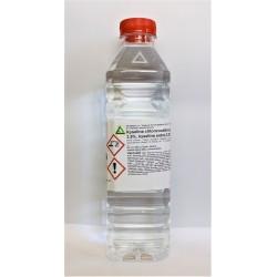 Kyselina chlorovodíková 3,5-4%, 1000 ml