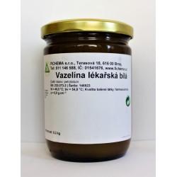Vazelína lékařská bílá, 300 g