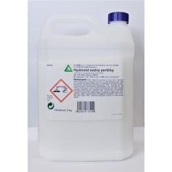 Hydroxid sodný / louh - perličky 5 kg, NaOH, 99 %, CAS...