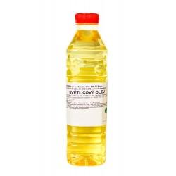 Bodlákový olej rafinovaný 1 l (saflorový, světlicový oil), balení