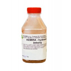 Odstraňovač fosfátů Kemira - hydroxid železitý, CFH12, CFH0818, 250 g
