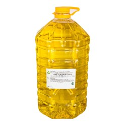 Bodlákový olej rafinovaný 10 l (saflorový, světlicový)