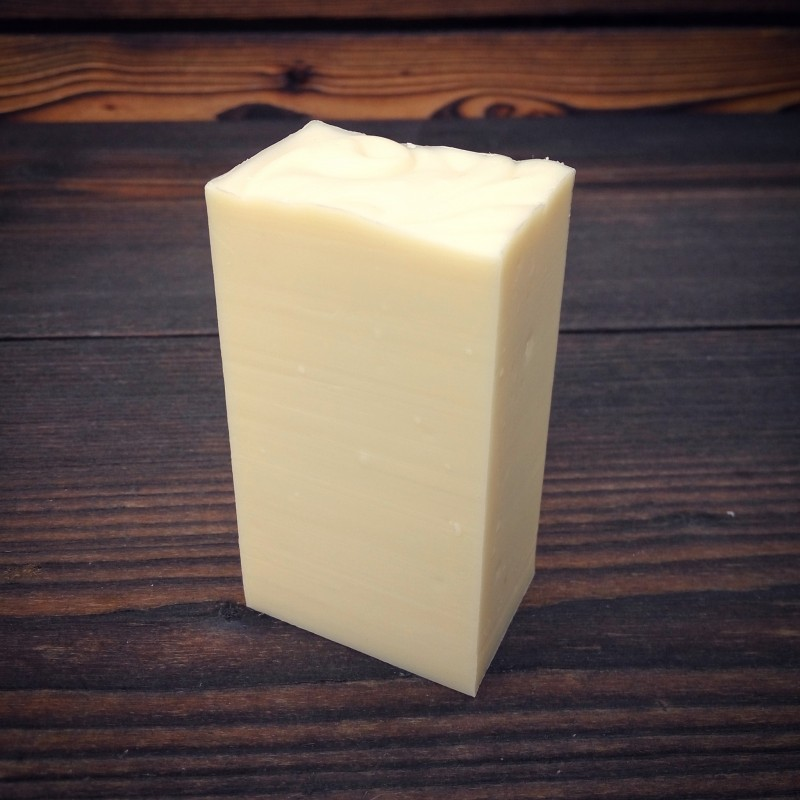 Jemné mandlové mýdlo s kakaovým máslem