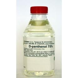 D-panthenol 75% 0,5 l