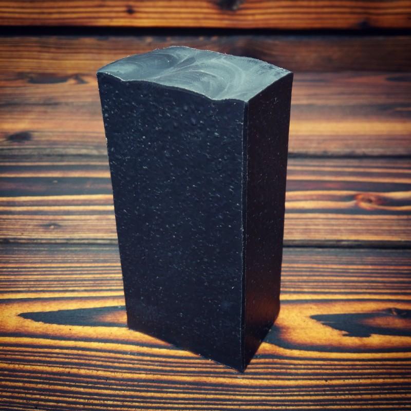 Luxusní mýdlo s aktivním uhlím a tea tree oil