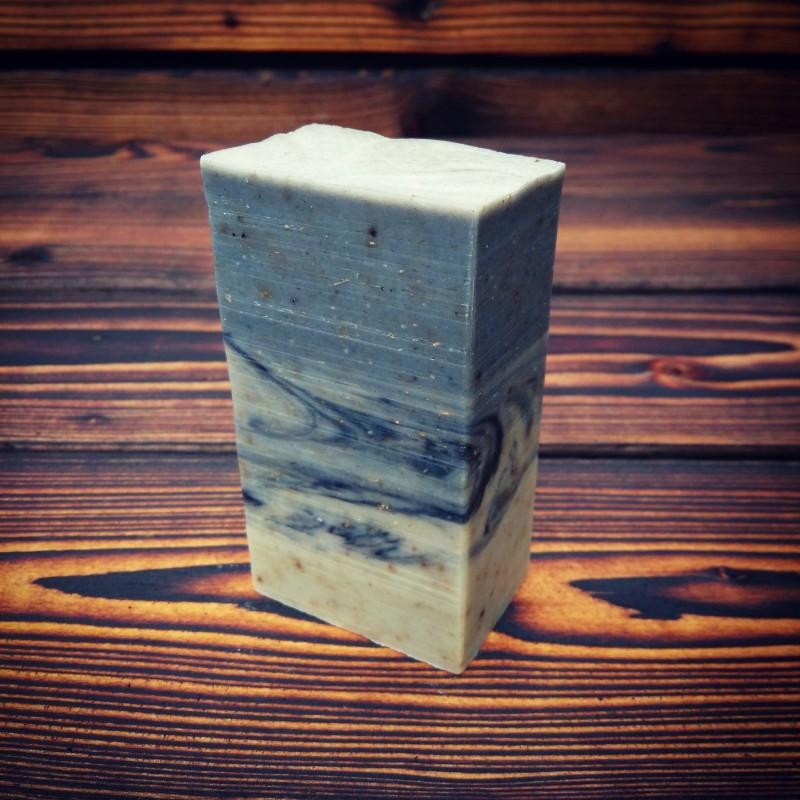 Levandulové mýdlo s vůní gerania a cedru