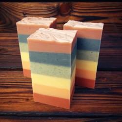 Duhové mýdlo Mýdlovar, 60 g