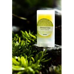 CITRÓNOVÁ TRÁVA přírodní deodorant MALÝ 15g Mitonka