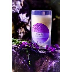 LEVANDULE přírodní deodorant VELKÝ 65g Mitonka
