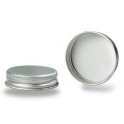 Hliníkový uzávěr na skleněnou dózu 30 ml