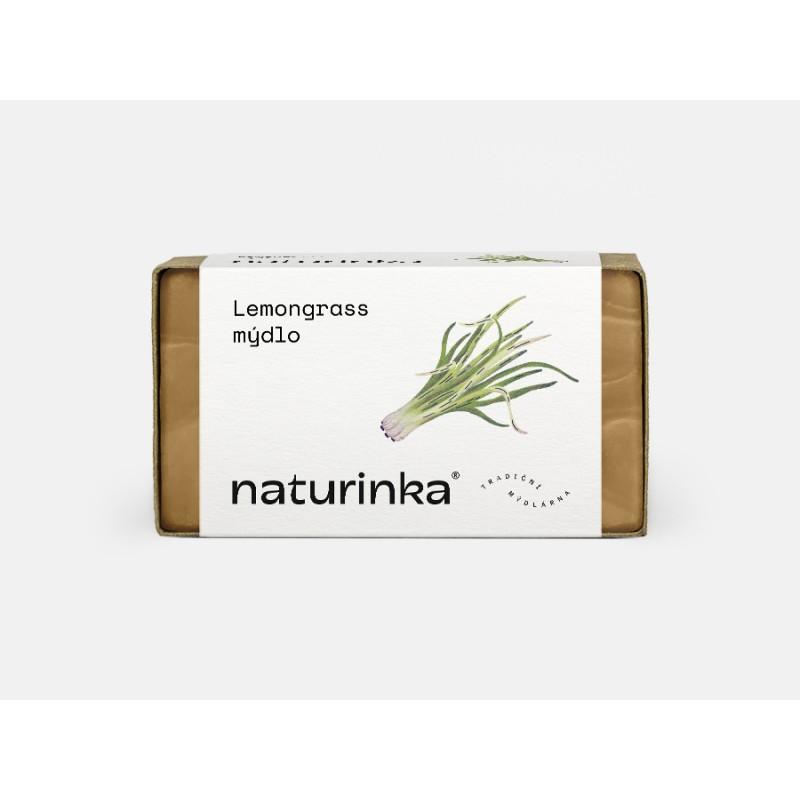 Lemongrass mýdlo Naturinka 110 g