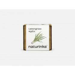 Lemongrass mýdlo Naturinka 45 g