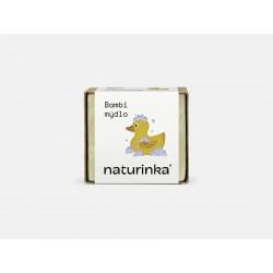 Bambi mýdlo Naturinka 45 g