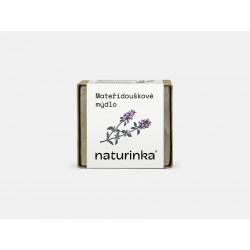 Mateřídouškové mýdlo Naturinka 45 g