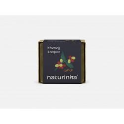 Kávový šampon Naturinka 45 g